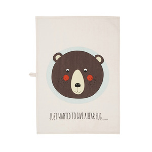 [OYOY] TEA TOWEL(티타월) - bear